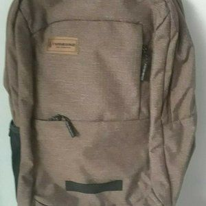 Timbuk2 OS One Size One Love Backpack Bag Brown